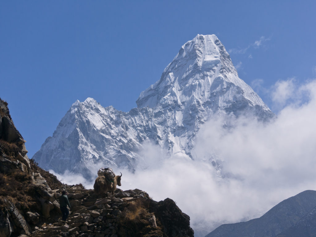 Amadablam Base Camp Trekking