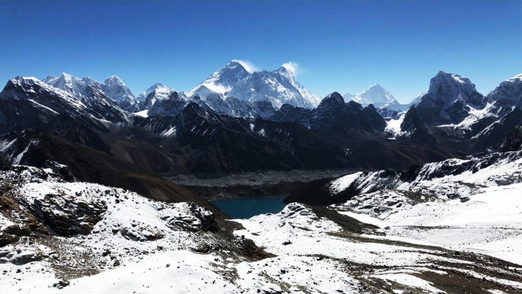 Everest 3 Passes Group Trek