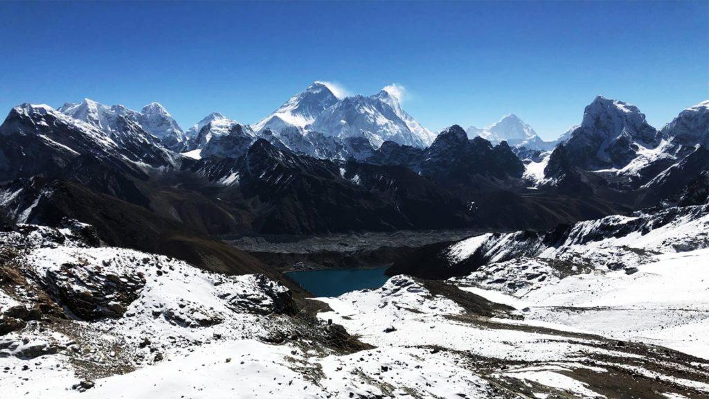 Everest 3 Passes Group Trek