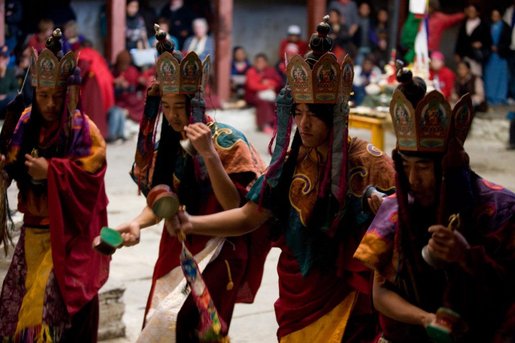 Mani-rimdu-festival