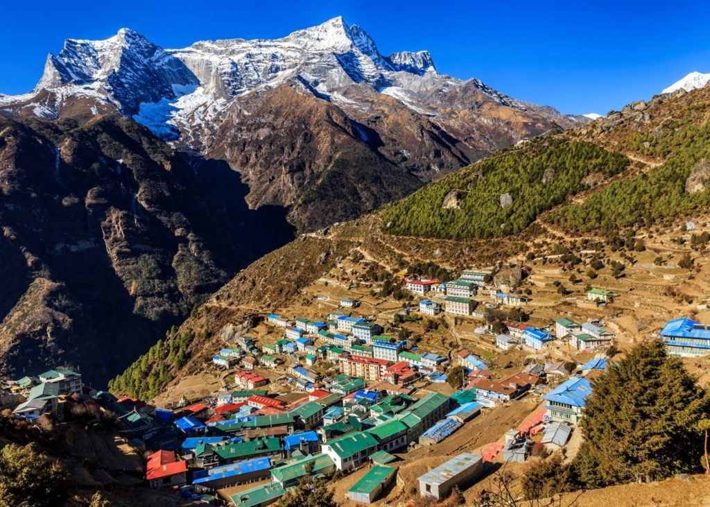 Everest View Group Trek