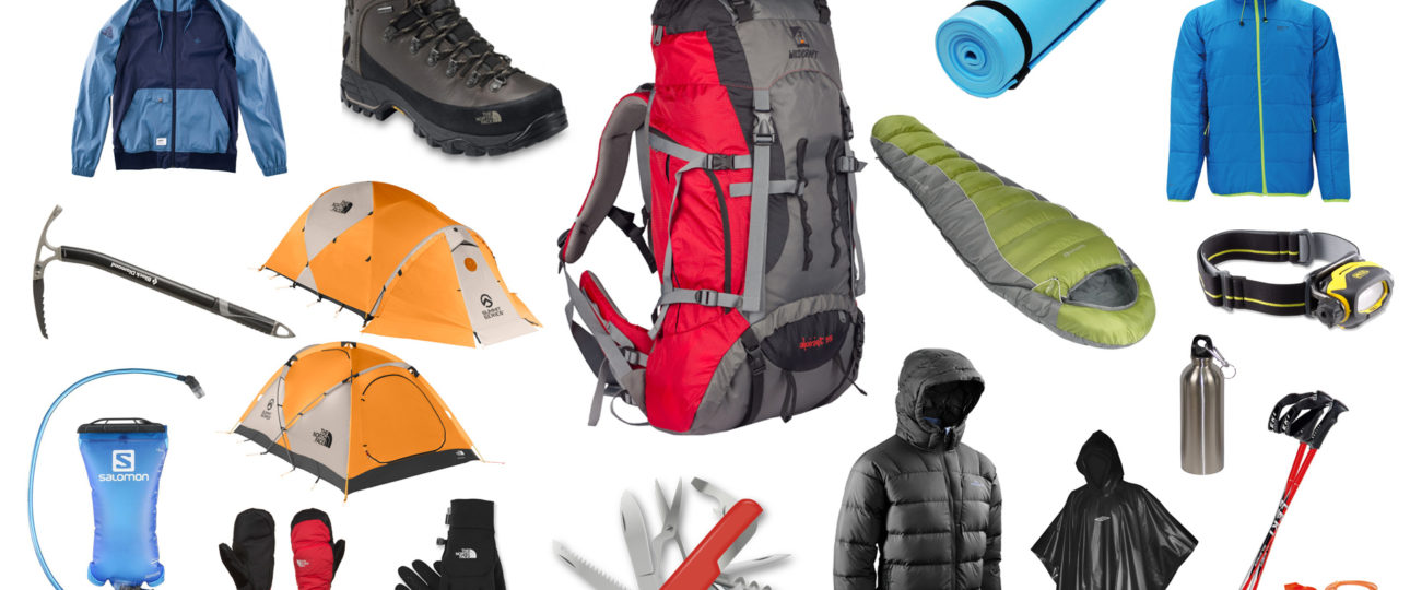 Image result for Travel Gears for Trekking
